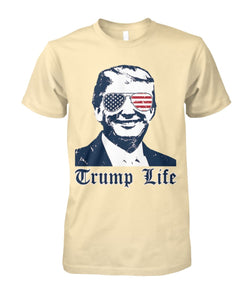 Trump Life American Glasses