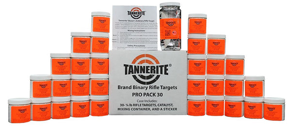 Tannerite Propack 30 1/4lb Targets
