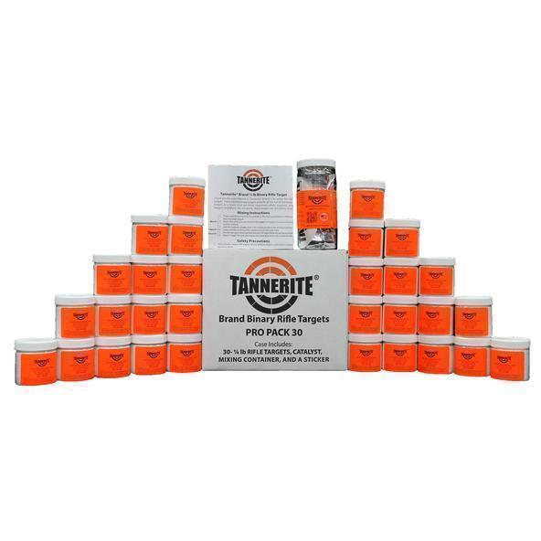 Tannerite Propack 30 Pack 1/4lb Targets