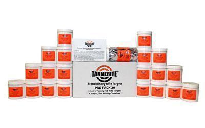 Tannerite ProPack 20 Pack 1/2lb Binary Targets
