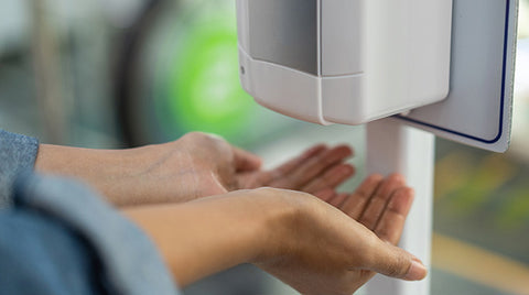 Guide to Automatic Hand Sanitizing Stations