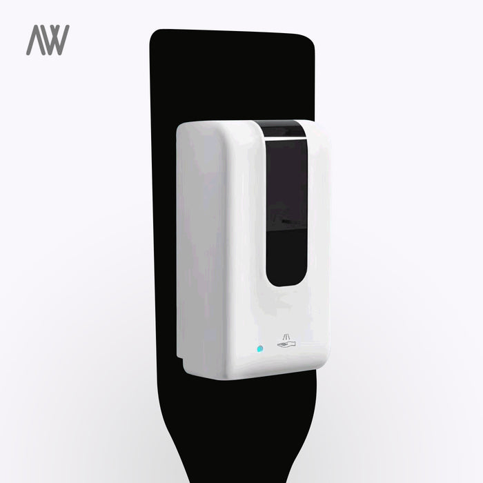 Automatic Sanitizer Dispenser 1200ML - UNIT PRICING | AWD Protective Gear