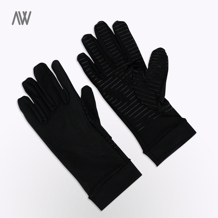 Copper Infused Washable Gloves - WHOLESALE PRICING | AWD Protective Gear