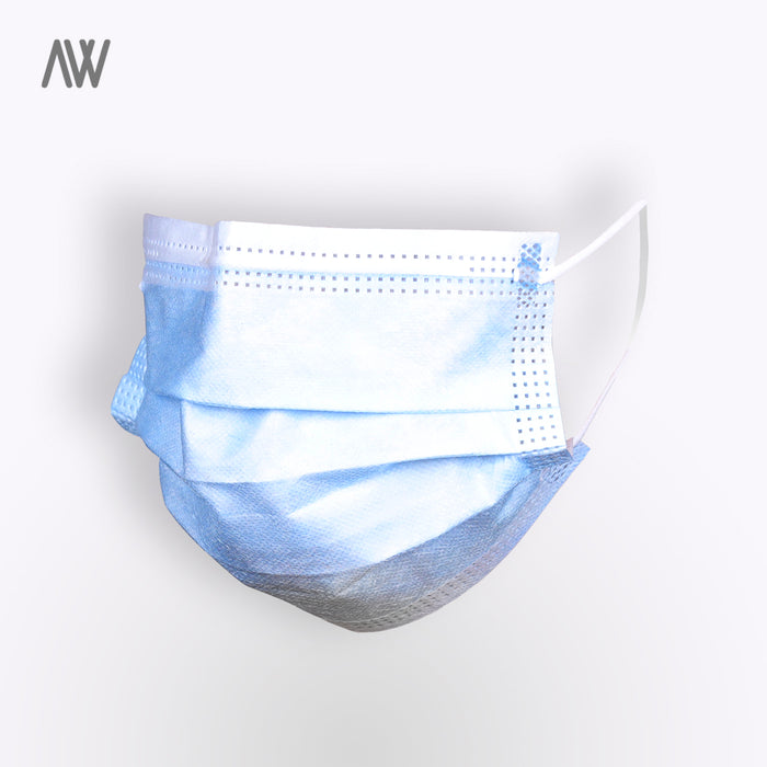 Type II R Face mask, CERTIFIED SURGICAL MASKS TYPE IIR Face Mask 97% BACTERIAL FILTRATION EFFICIENCY