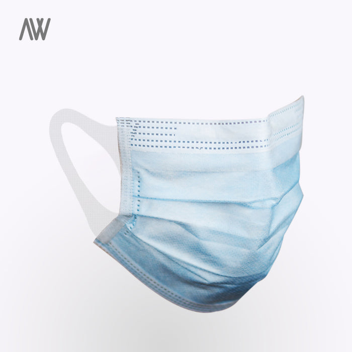 Disposable Face Mask L2 - WHOLESALE PRICING | AWD Disposable
