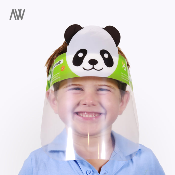 Face Shield - Kids - WHOLESALE PRICING | AWD Protective Gear