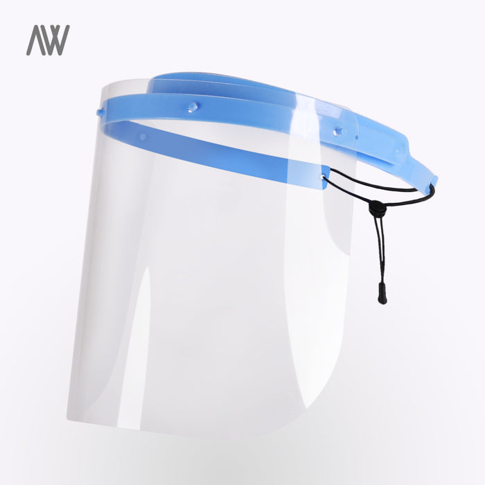 adjustable face shield, face shield