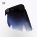 Poly Carbonate Tinted face shield, face shield, protective face shield, uv face shield
