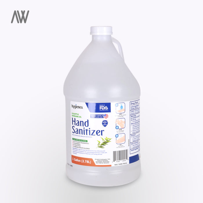 Gallon Gel Sanitizer - WHOLESALE PRICING | AWD Protective Gear