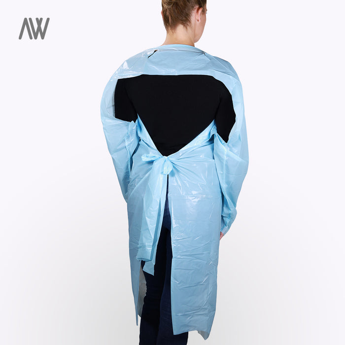 Level One Nonsurgical Isolation Gowns - WHOLESALE PRICING | AWD Protective Gear