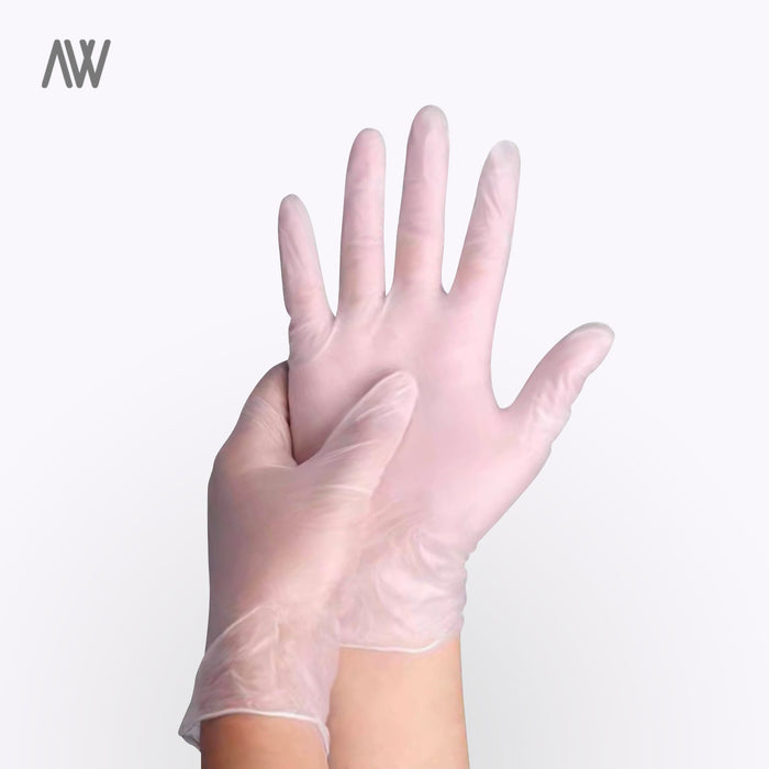 HYBRID - VINYL GLOVES - WHOLESALE PRICING April Specials | AWD Protective Gear