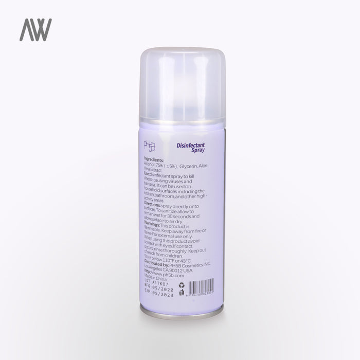 Alcohol disinfectant spray, 99.9% disinfectant, disinfectant spray