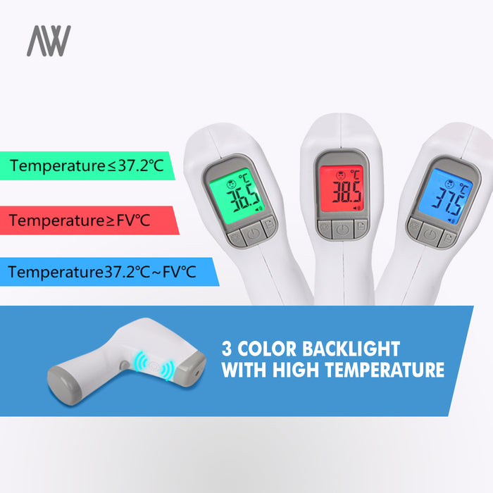 Digital Infrared Forehead Thermometer, digital thermometer, No Contact Thermometer