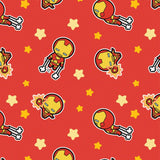 Marvel Comics - Iron Man Kawaii - Red