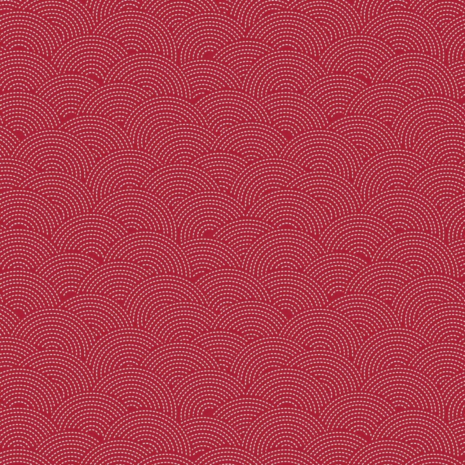 Mixology - Sashiko CRIMSON