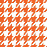 Houndstooth - Printed Fleece by CDS