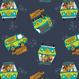 Scooby-Doo Collection - Mystery Machine - Navy