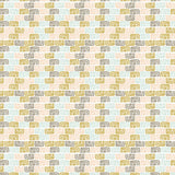 Neufchatel by CottonFlower Studio - Geo Brick - Blush