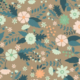CDS Print Collection - Double Gauze - Floral