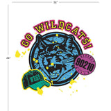 CBS Remake Collection - Go Wildcats Panel-Multi