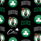 Boston Celtics Toss - Printed Fleece by NBA