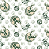 NBA - NBA Milwaukee Bucks Multi Cotton