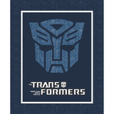 Transformers Collection - Autobot Shield Panel - Dark Blue
