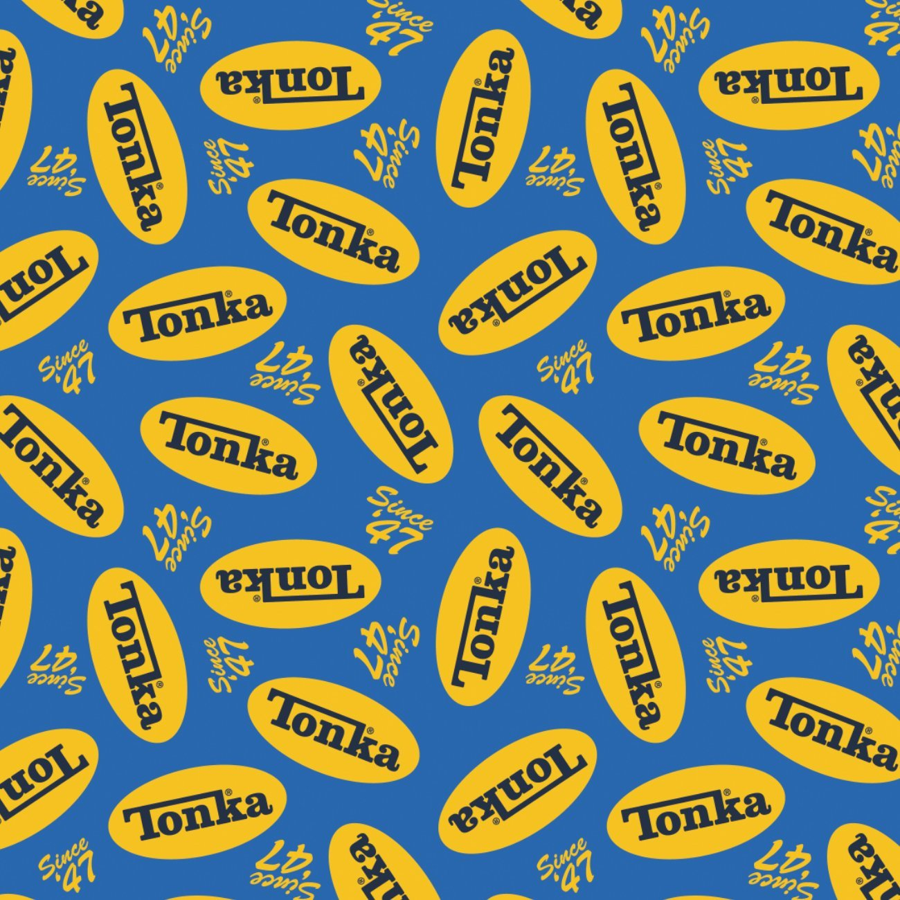 Tonka Retro Tough Collection - Tonka Logo Toss