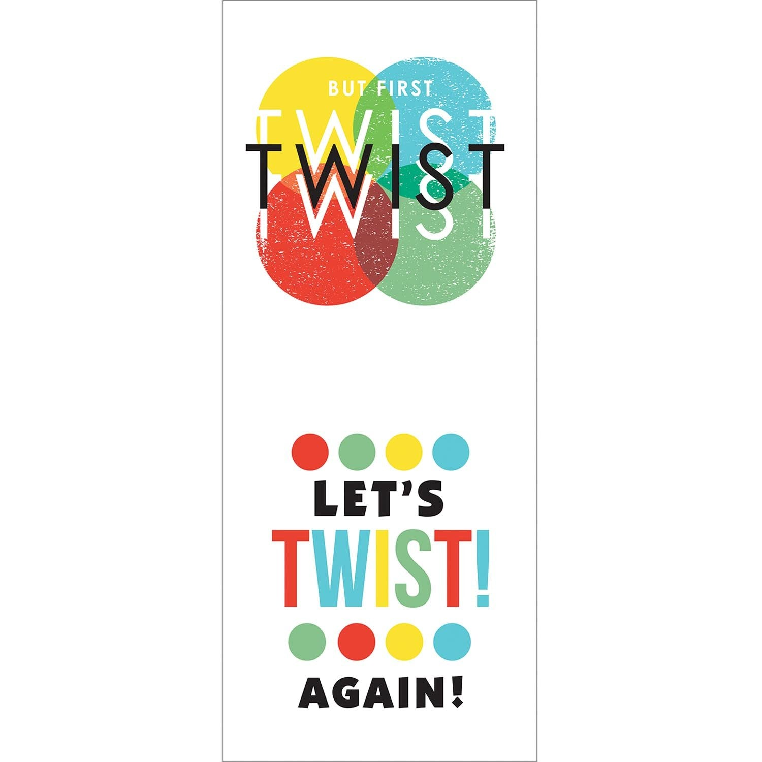 Hasbro Gaming Collection - But First Twist Half Panel - Multi