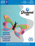 Diamond Art Butterfly Mask