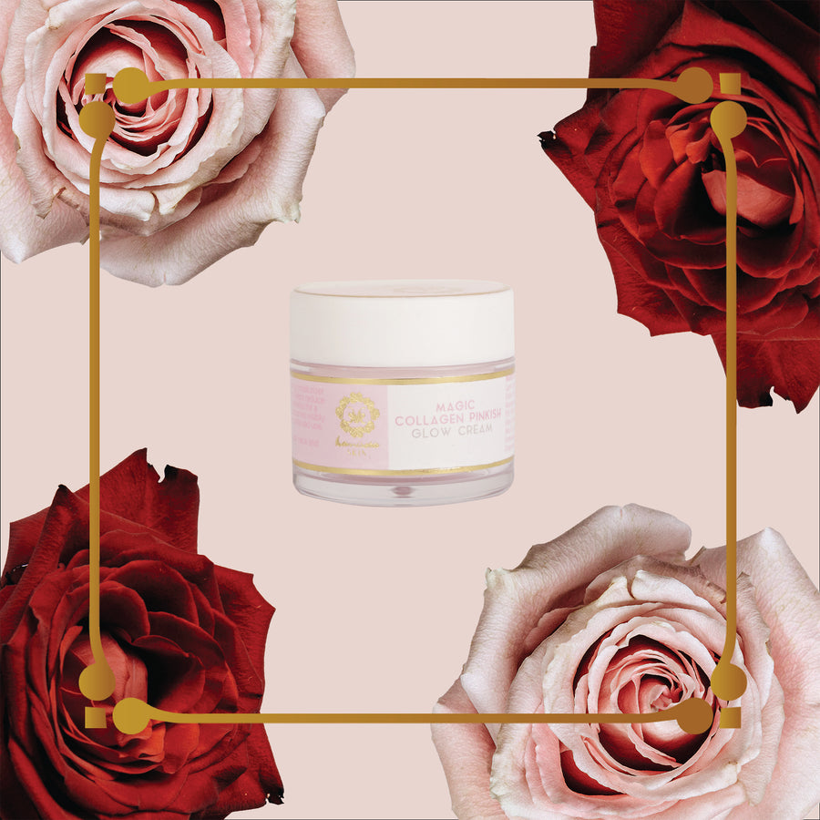 Magic Collagen Pinkish Glow Cream 30g