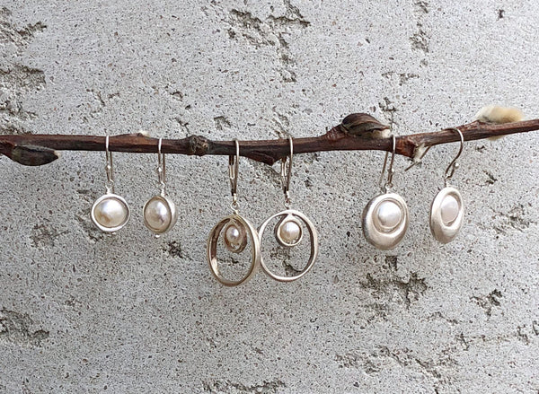 Philippa Roberts' Silver and Pearls
