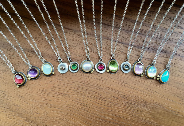 Ananda Khalsa Necklaces at Silverado Portland