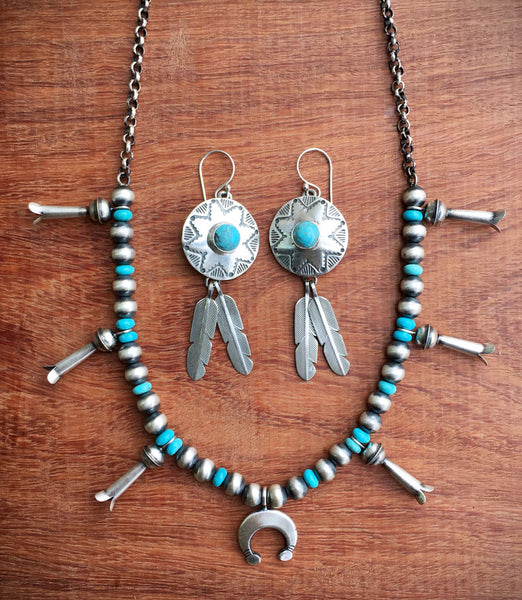 Turquoise jewelry at Silverado Portland