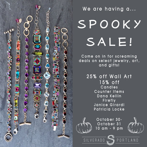 A Spooky Sale this Halloween!