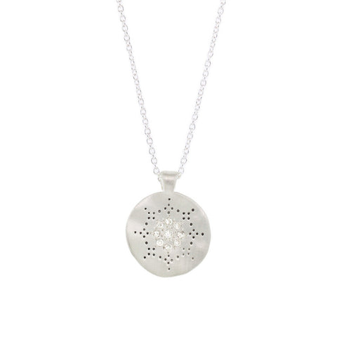 Diamond Reflections Necklace