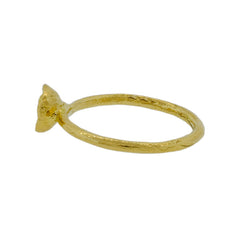 Pod Ring in Gold