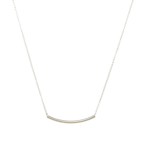 Balance Necklace in Sterling Silver