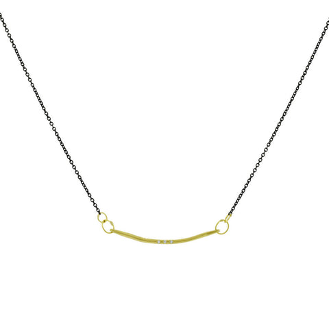Pave Swing Necklace