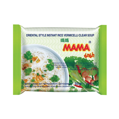 Mama Instantnudeln Rice Vermicelli Clear 55g