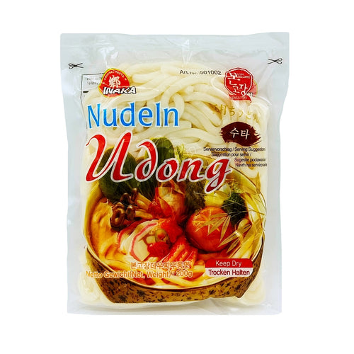 Hanil Udong Nudeln Frisch 200g