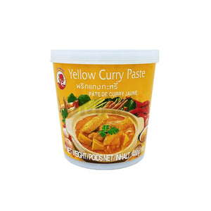 Cock Curry Paste Gelb  400g