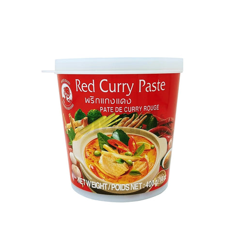 Cock Curry Paste Rot  400g