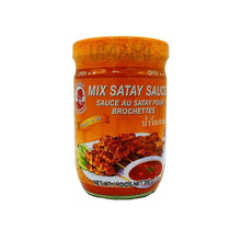 Laden Sie das Bild in den Galerie-Viewer, Cock Mix Satay Sauce 200g