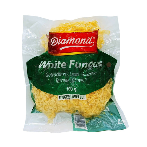 Diamond White Fungus Getrocknet 100g