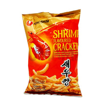 Load image into Gallery viewer, Nongshim Garnelencracker 75g