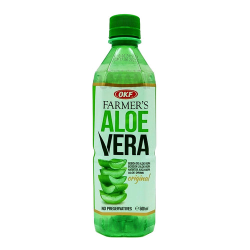 OKF Farmers Aloe Vera Original 500ml