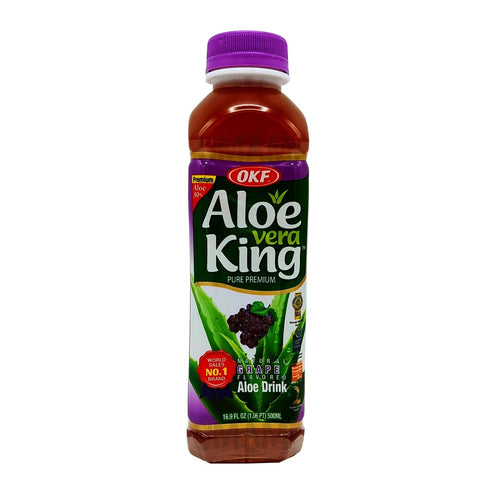 OKF King Aloe Vera Trauben 500ml