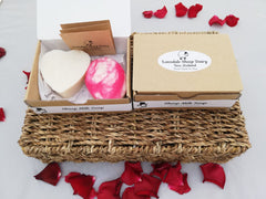 Heart Soap Gift Box (sold out)