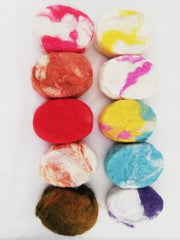 Felted Soap Gift Box